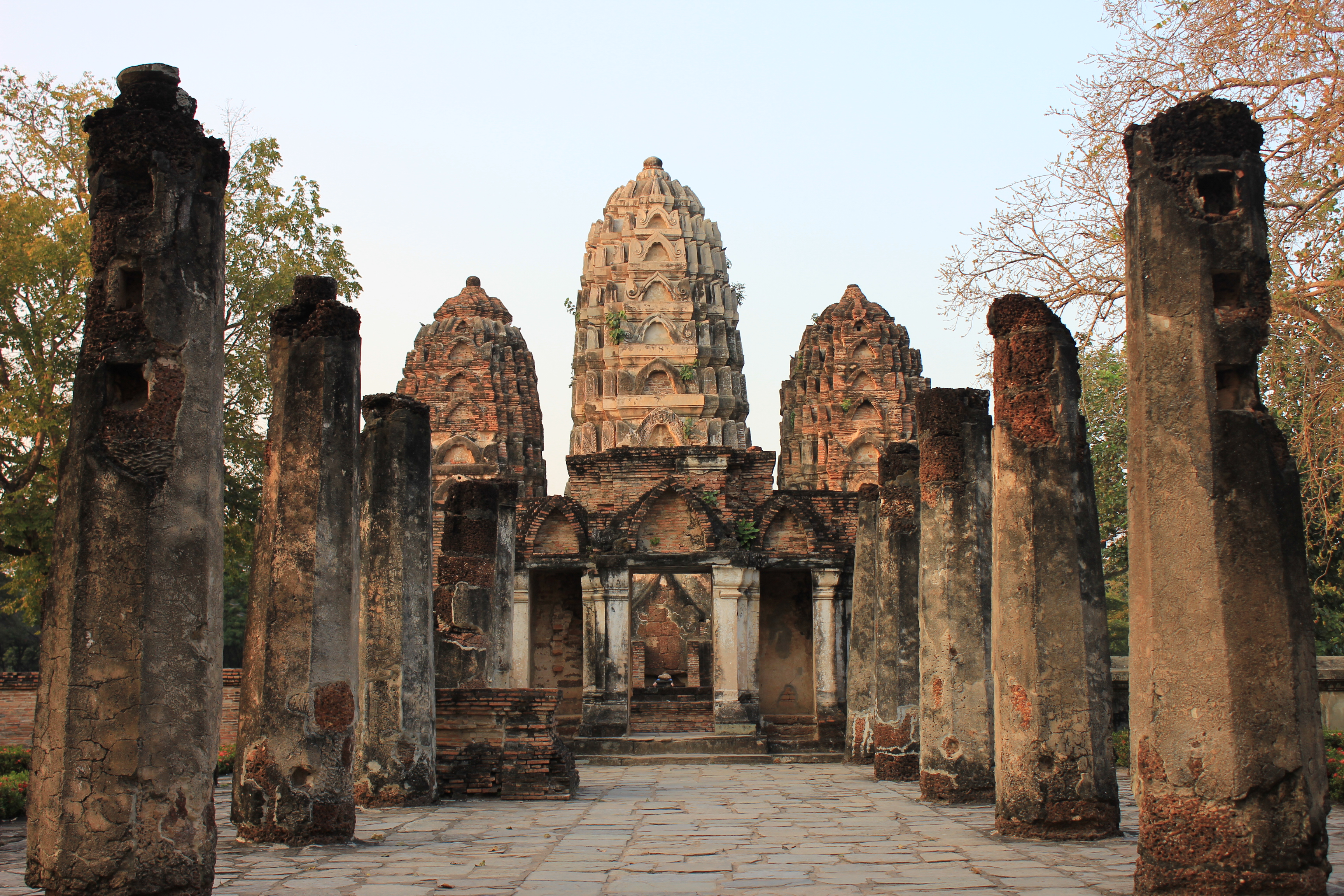 Ancient cities of Thailand: Ayutthaya and Sukhothai | Well ...